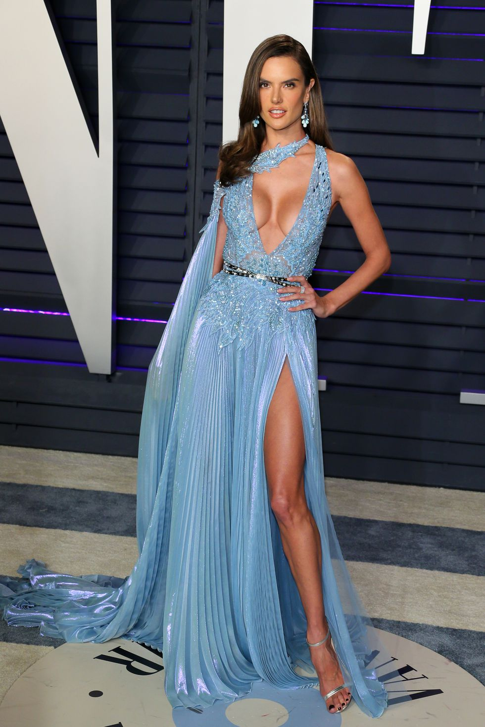 Oscar 2019 afterparty alessandra ambrosio
