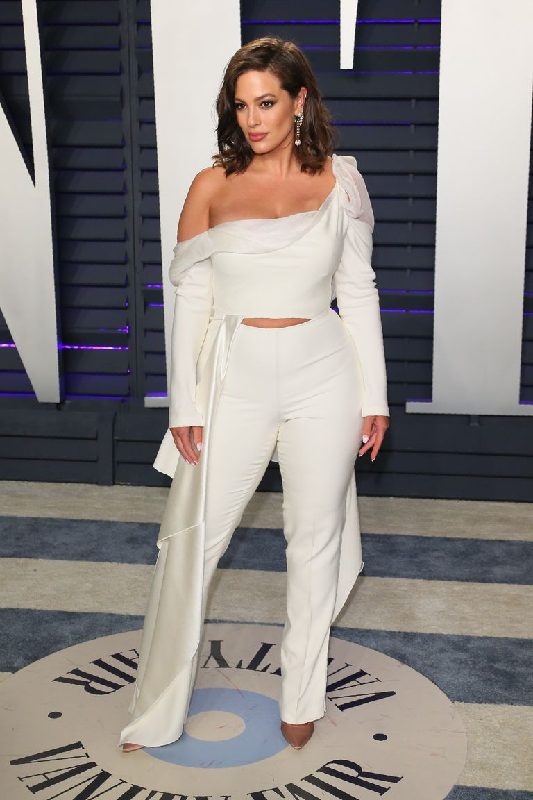 Oscar 2019 afterparty ashley graham