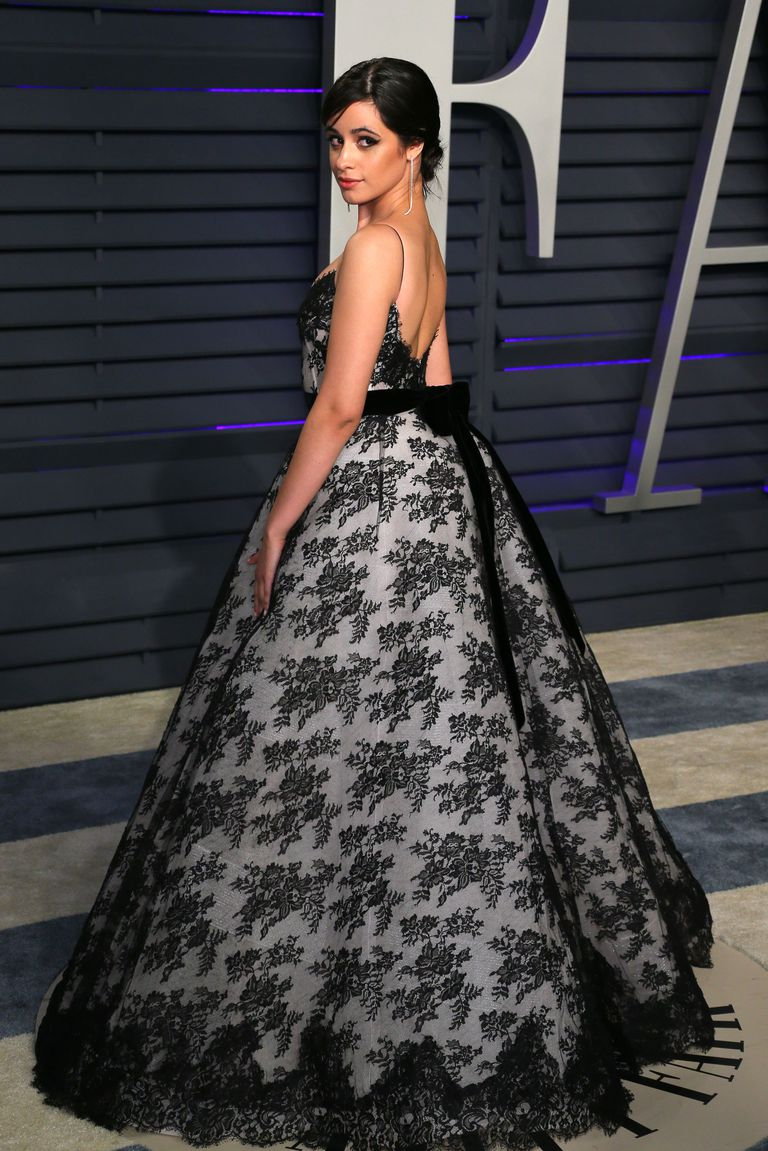 Oscar 2019 afterparty camila cabello