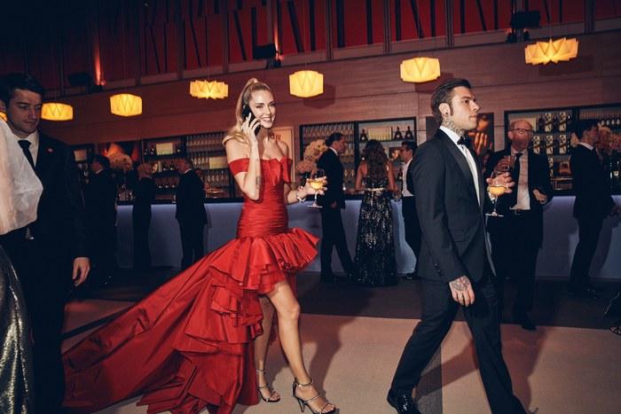 Oscar 2019 afterparty chiara ferragni