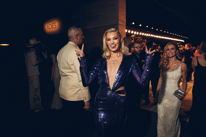 Oscar 2019 afterparty elsa hosk