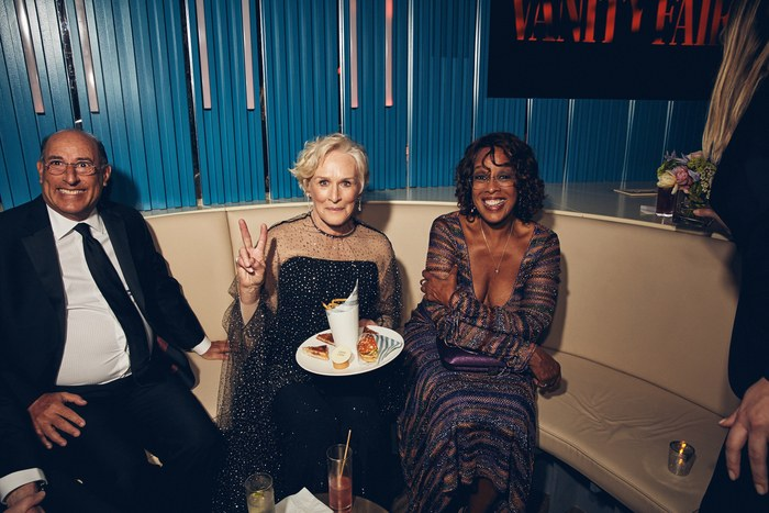 Oscar 2019 afterparty glenn close