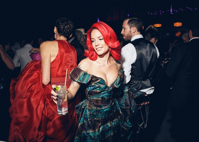 Oscar 2019 afterparty halsey