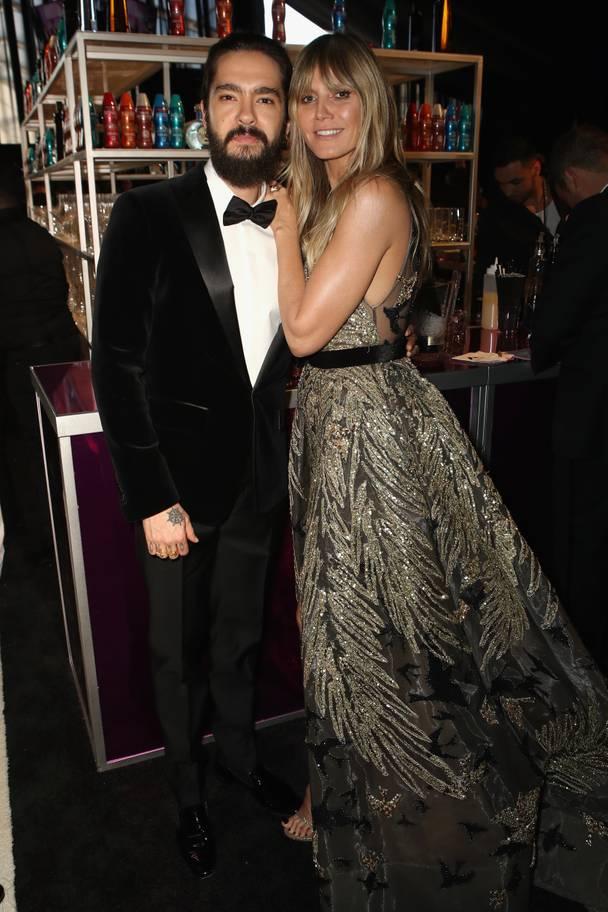 Oscar 2019 afterparty heidi klum