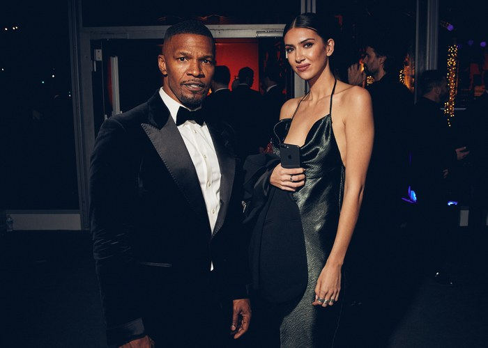 Oscar 2019 afterparty jamie foxx