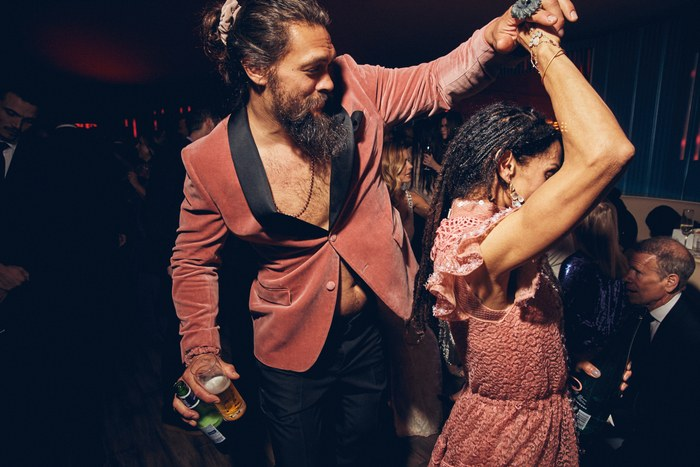 Oscar 2019 afterparty jason momoa
