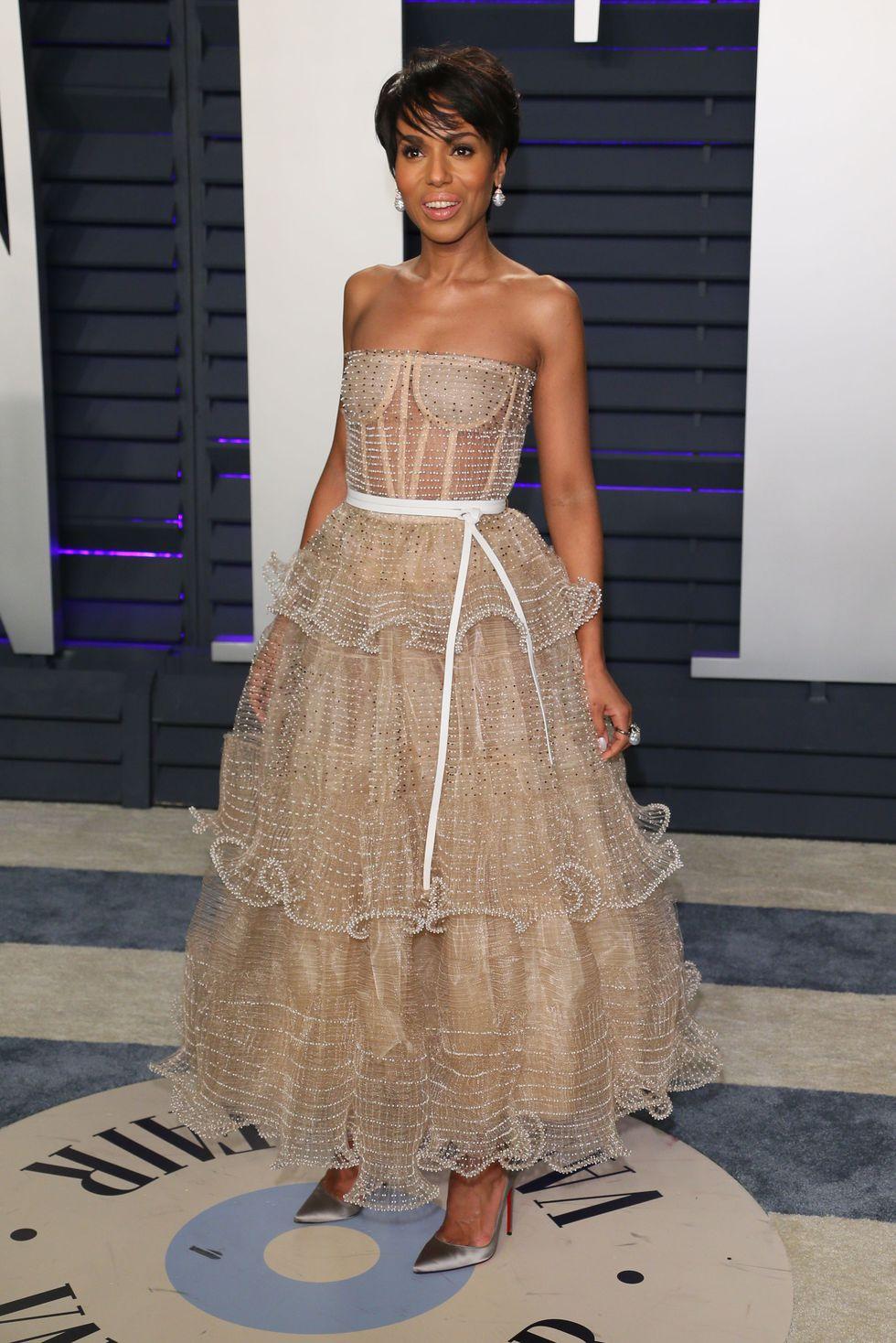 Oscar 2019 afterparty kelly washington