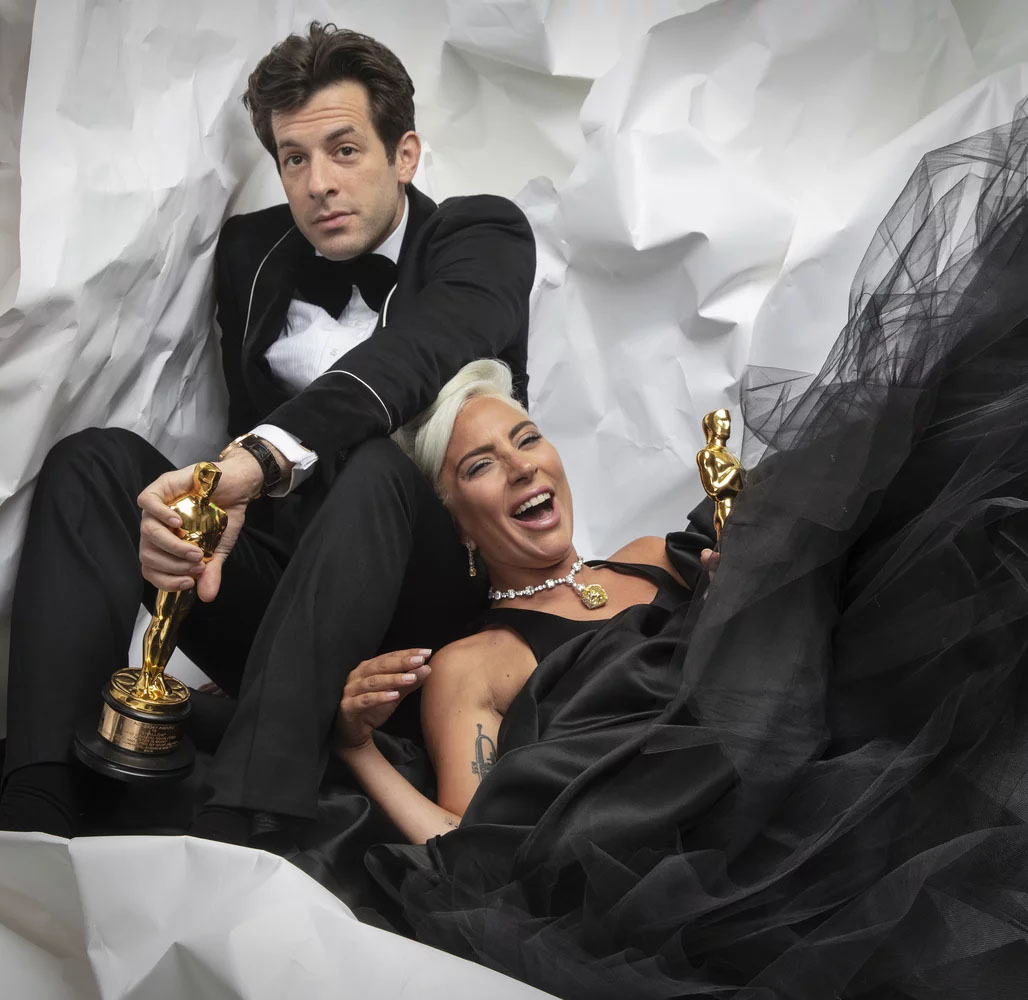 Oscar 2019 afterparty madonna mark ronson