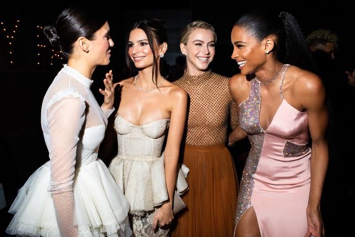 Oscar 2019 afterparty modelos