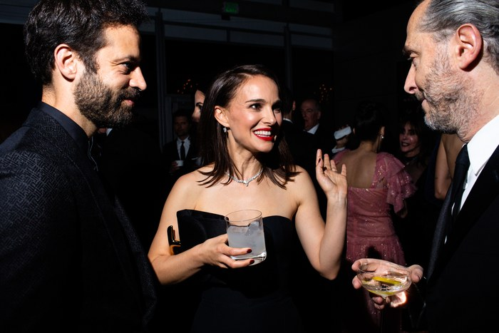 Oscar 2019 afterparty natalie portman