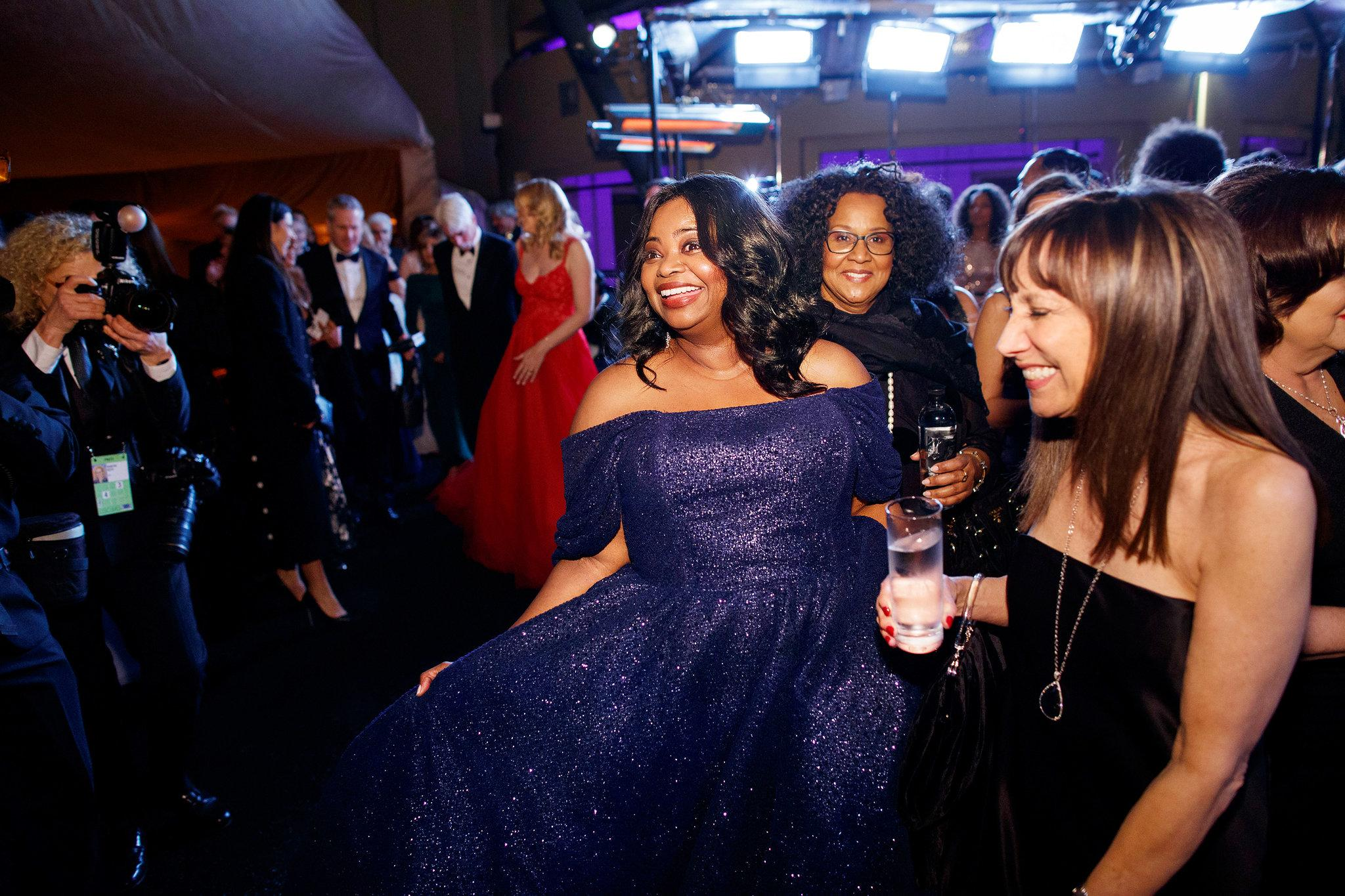 Oscar 2019 afterparty octavia spencer