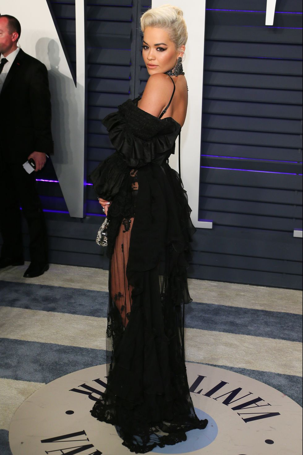 Oscar 2019 afterparty rita ora
