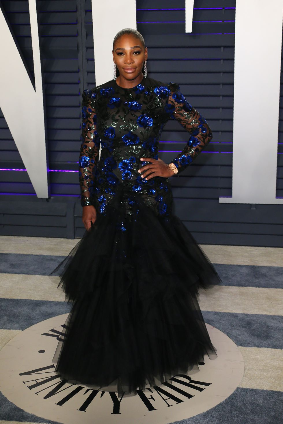 Oscar 2019 afterparty serena williams