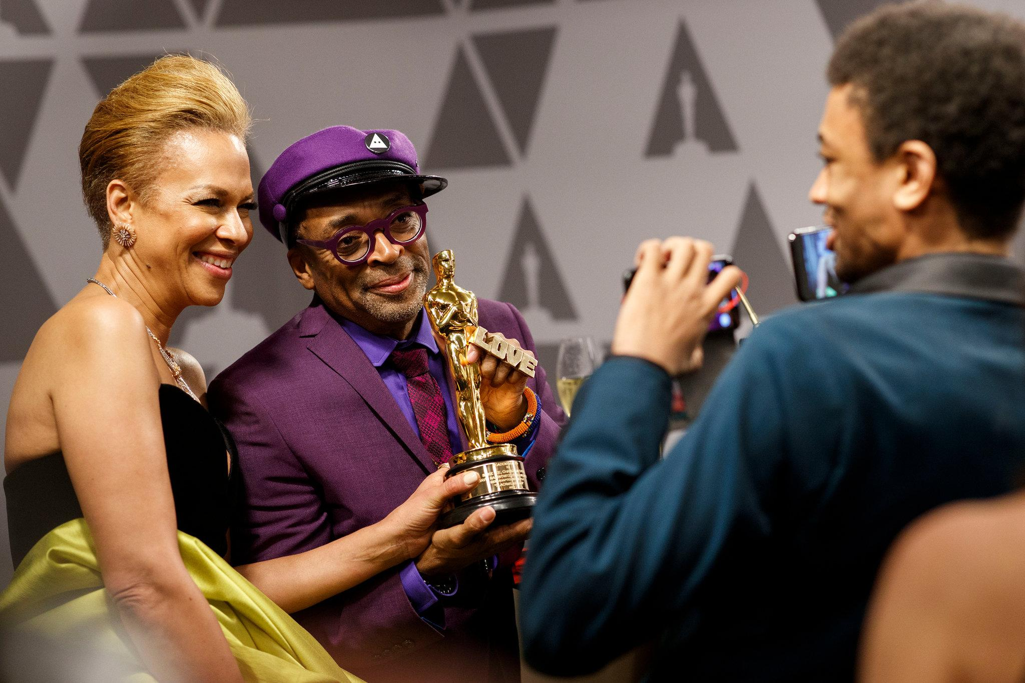 Oscar 2019 afterparty spike lee