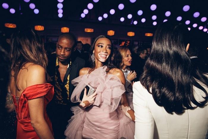 Oscar 2019 afterparty winnie harlow