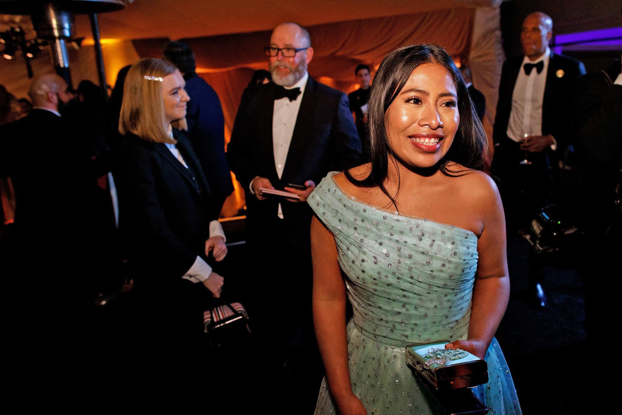 Oscar 2019 afterparty yalitza aparicio