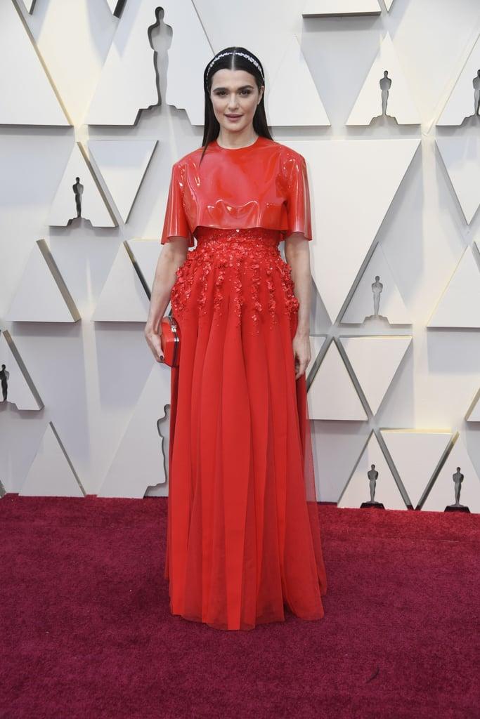 Rachel Weisz Looks do Oscar 2019