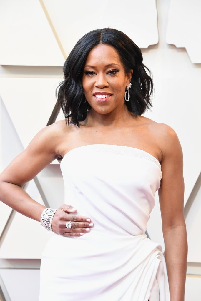 Regina King Looks do Oscar 2019 Joias