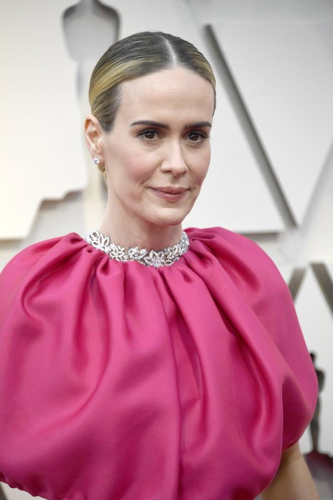 Sarah Paulson Looks do Oscar 2019 Joias