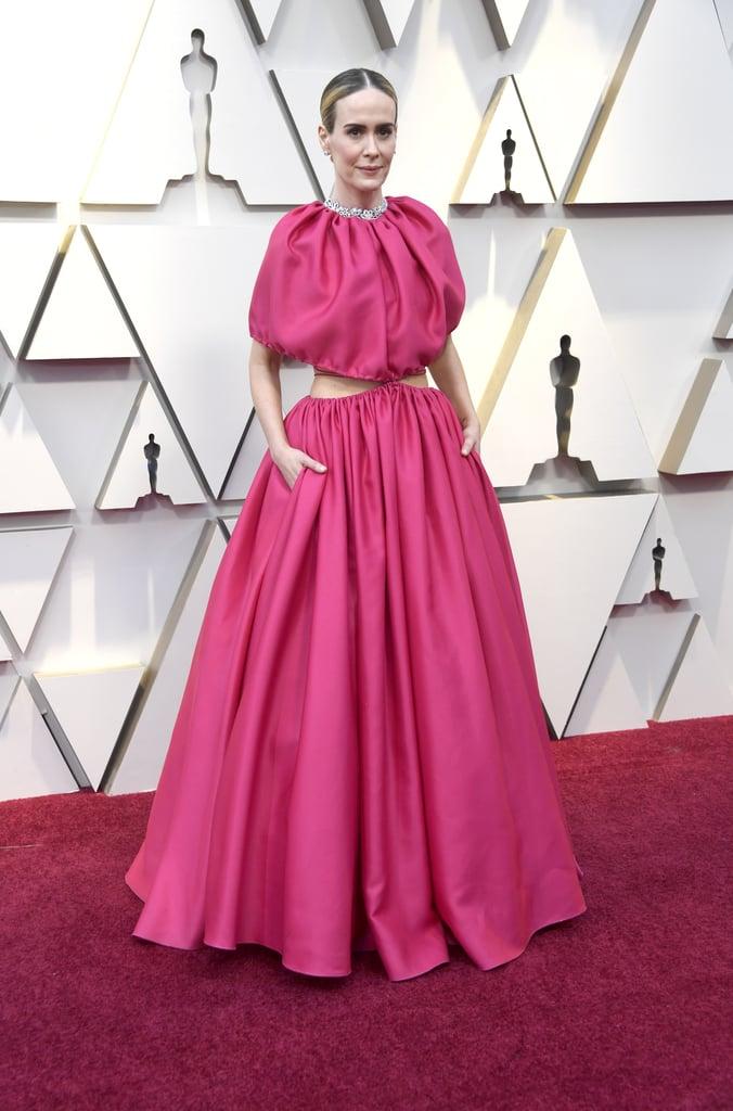 Sarah Paulson Looks do Oscar 2019