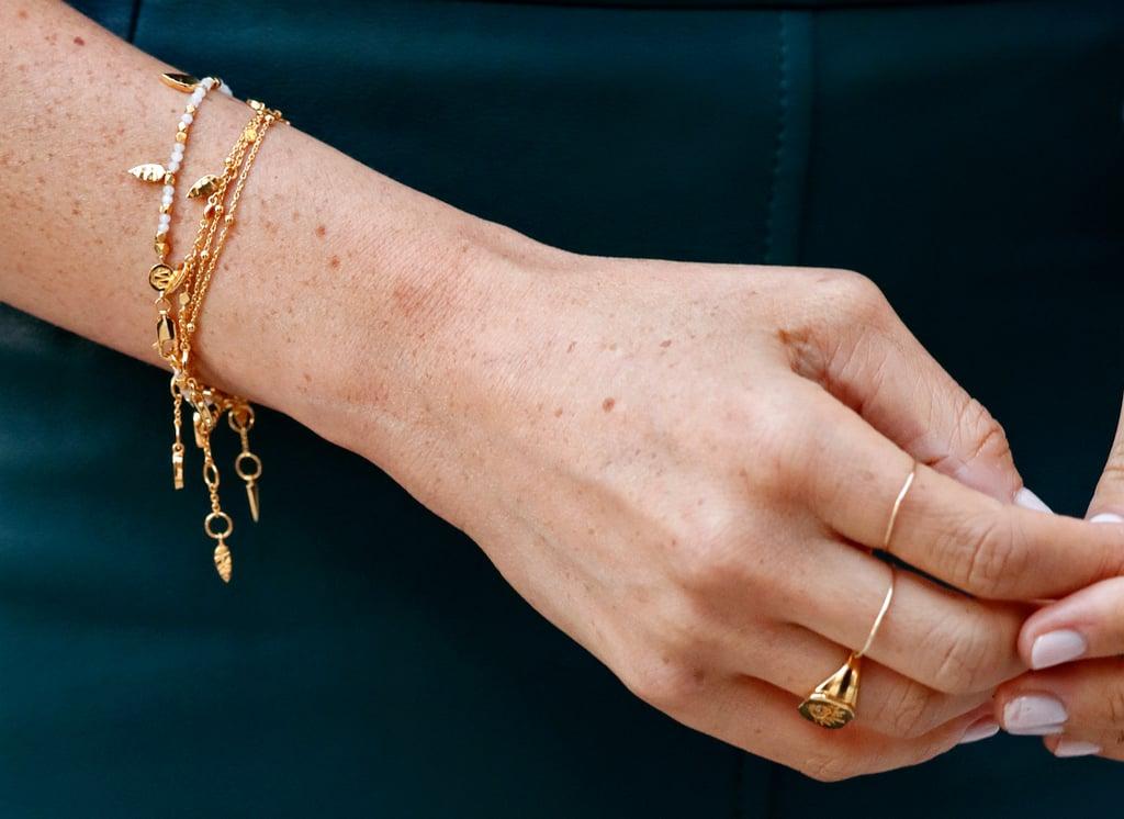 acessorios de meghan markle pulseiras