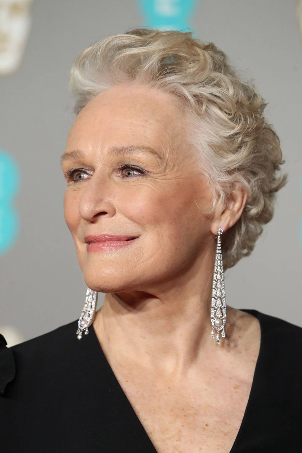 bafta 2019 joias glenn close