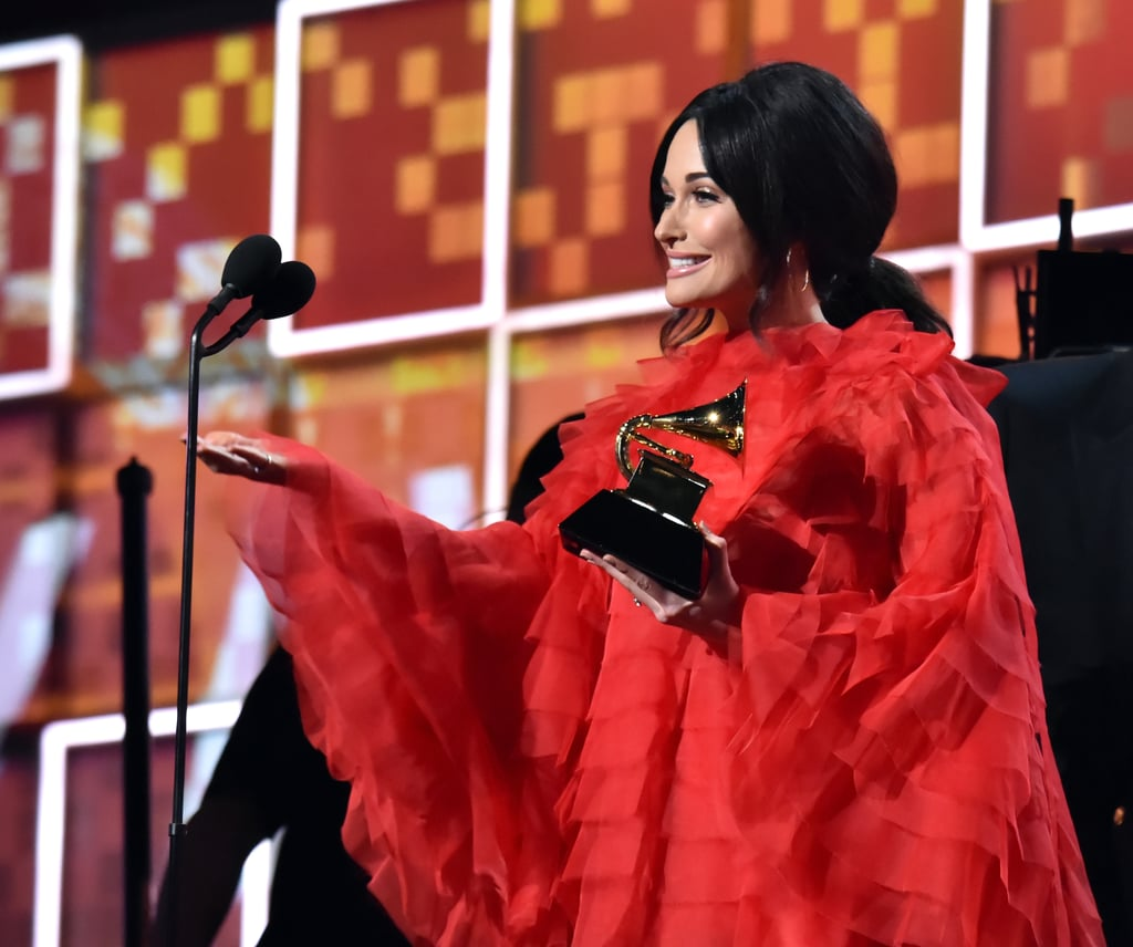 famosas no grammy awards 2019 Kacey Musgraves