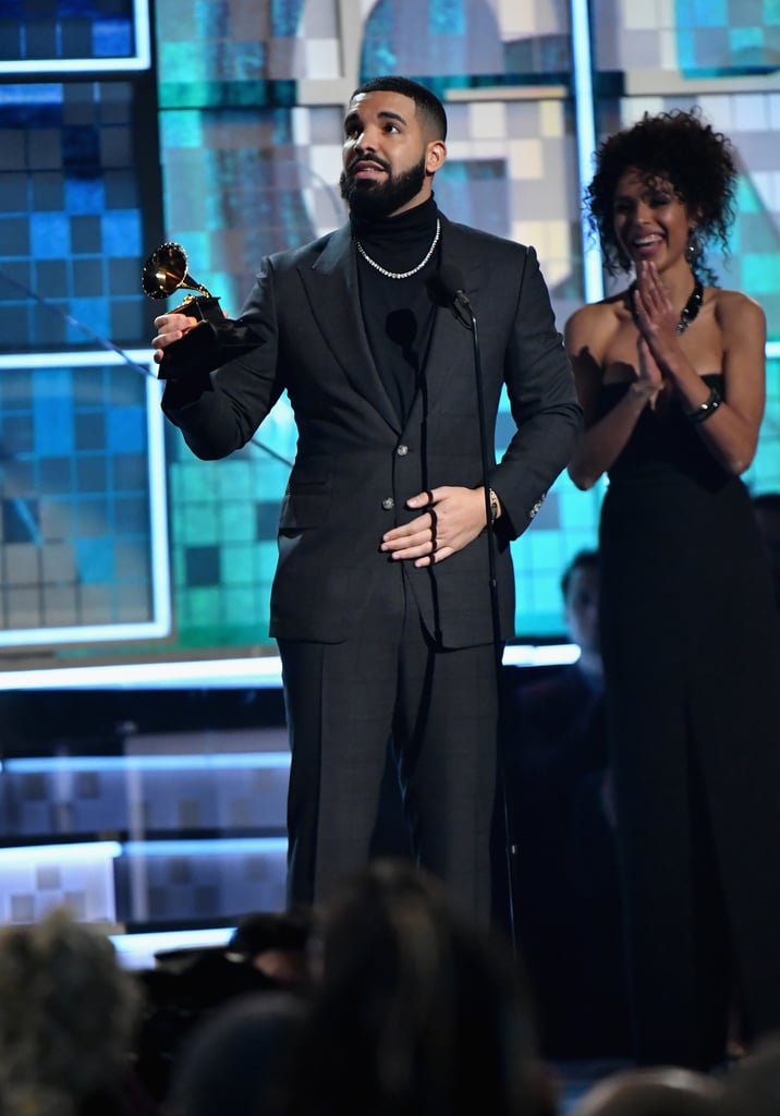 famosas no grammy awards 2019 drake