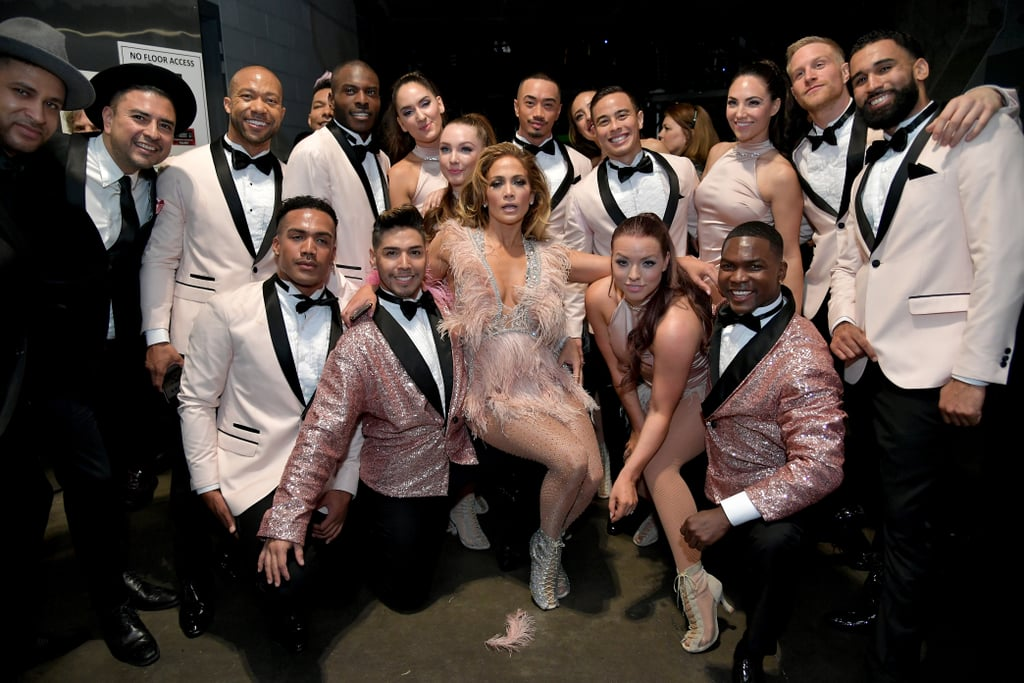 famosas no grammy awards 2019 j lo