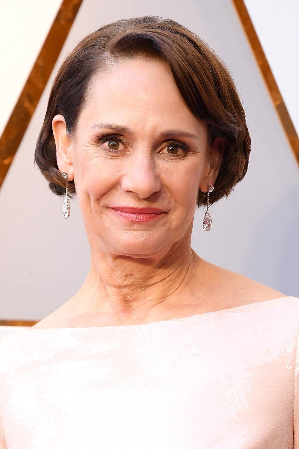 joias do oscar 2018 laurie metcalfe