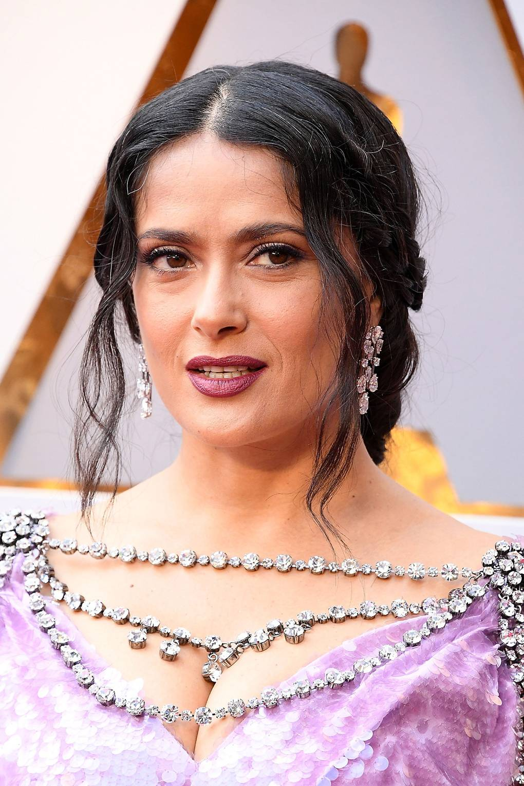 joias do oscar 2018 salma hayek