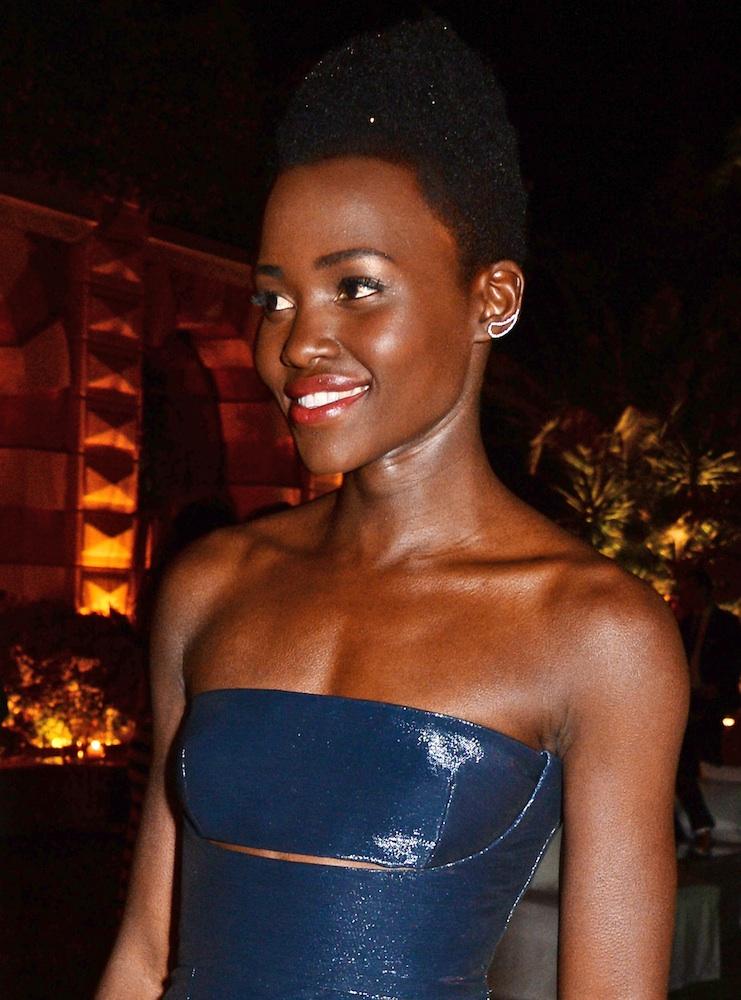 Lupita Nyongo Ear Cuff