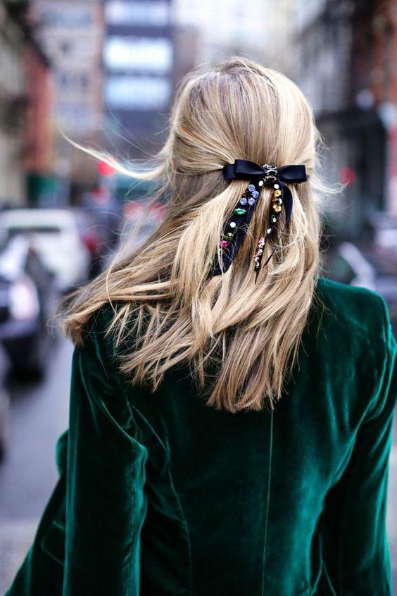 acessorios para o cabelo laços