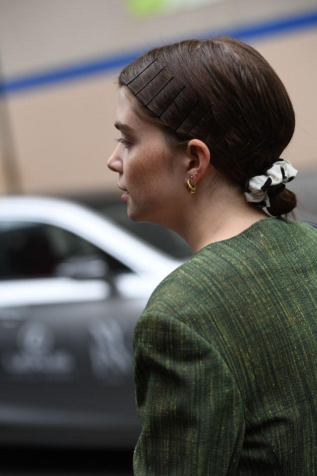 acessorios para o cabelo scrunchie grampos