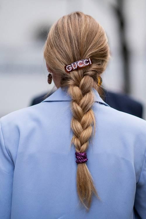 acessorios para o cabelo trança