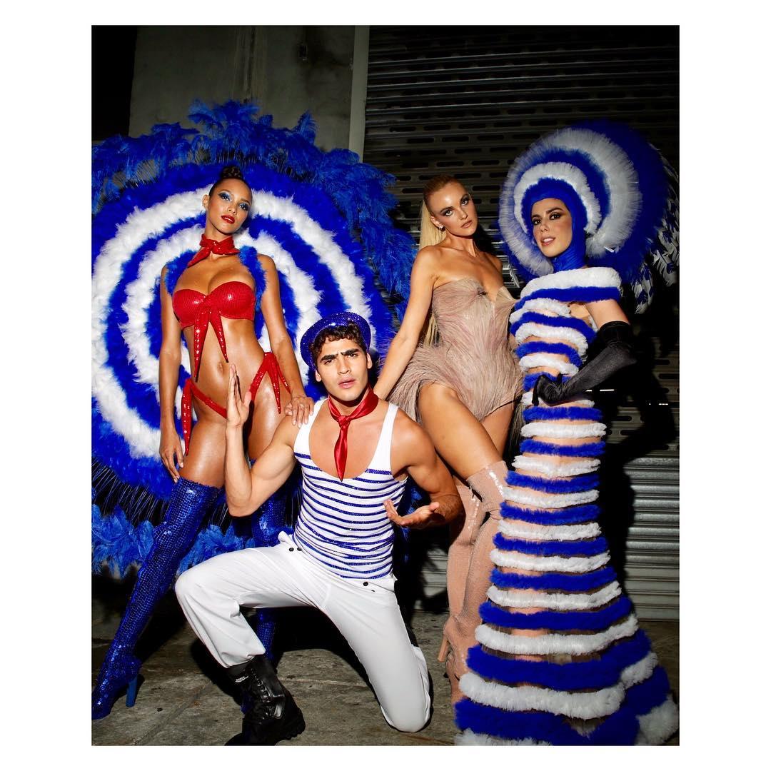 highlights do carnaval 2019 modelos