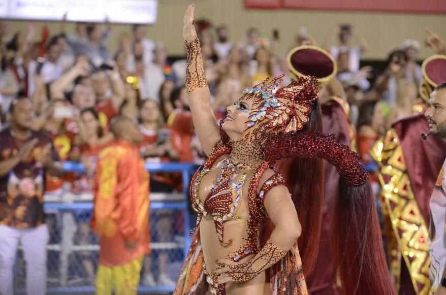 highlights do carnaval 2019 viviane araujo