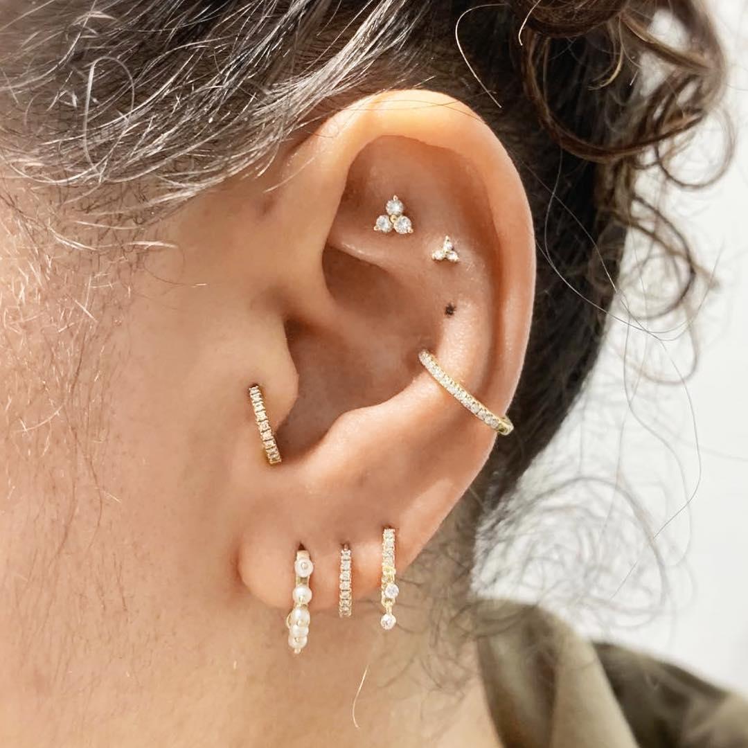 piercings multiplos argolas-