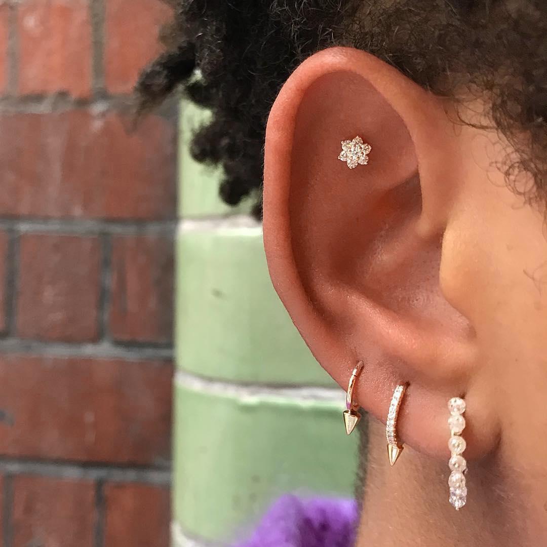 piercings multiplos basicos