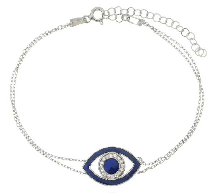 pulseiras de olho grego classica