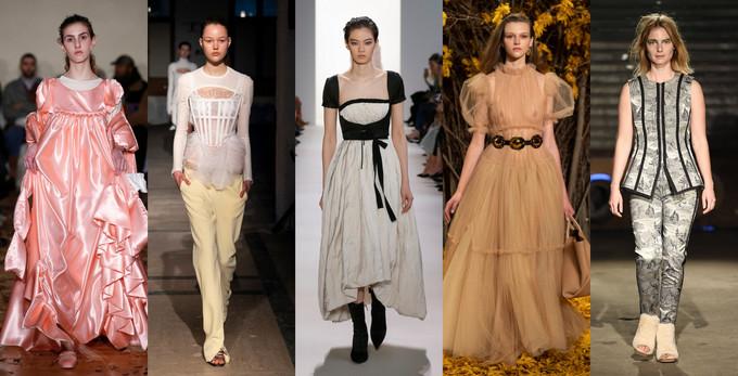 Resultado de imagem para moda de Nova York nesta semana