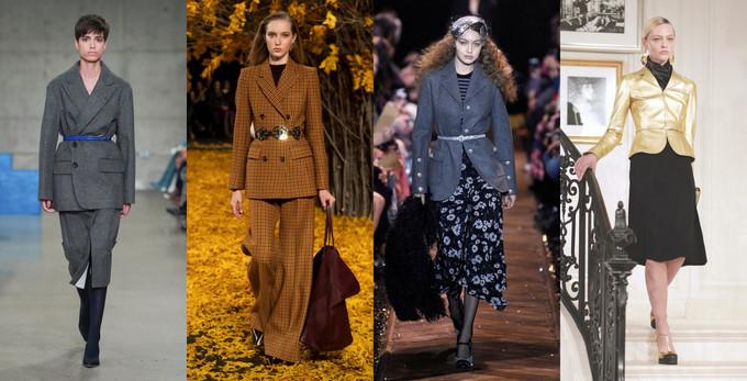 semana de moda de nova york 2019 cintura marcada
