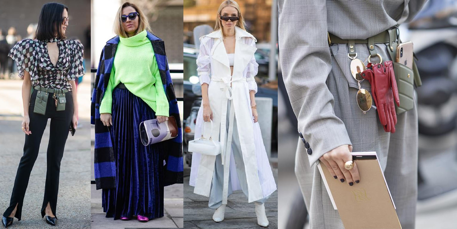 tendencias do street style 2019