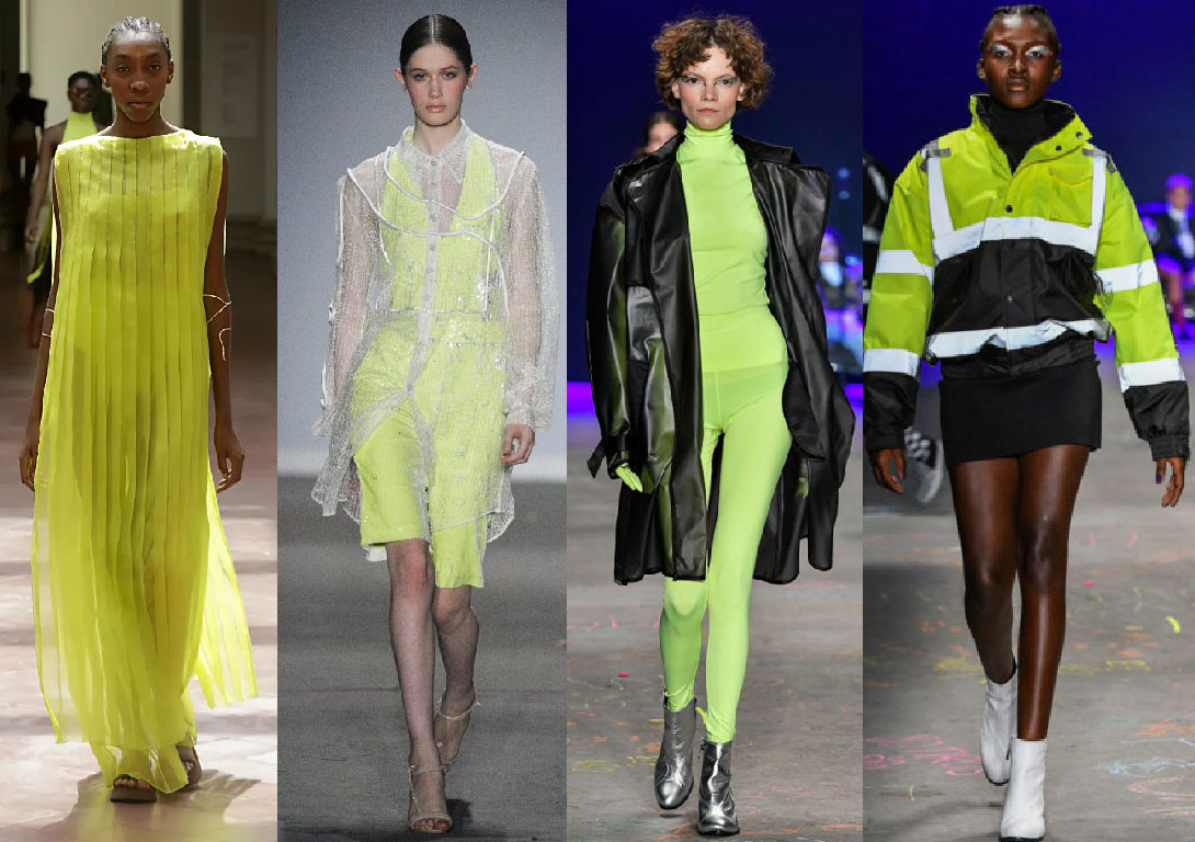 Sao paulo fashion week 2019 neon