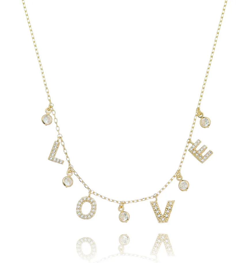 colares delicadinhos love