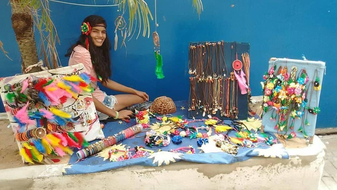 thalita farias modelo artesanato