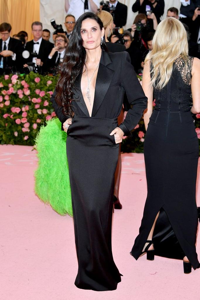 Demi Moore 2019 Met Gala