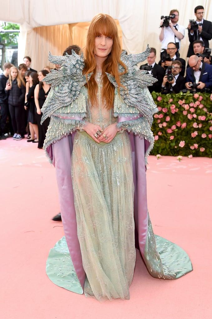 Florence Welch 2019 Met Gala