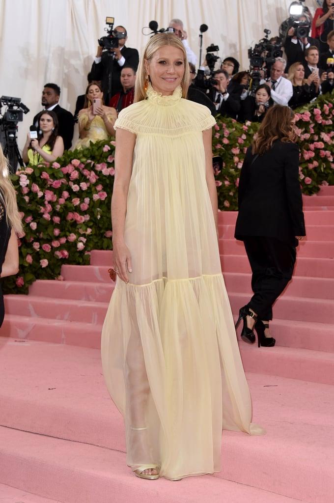 Gwyneth Paltrow 2019 Met Gala