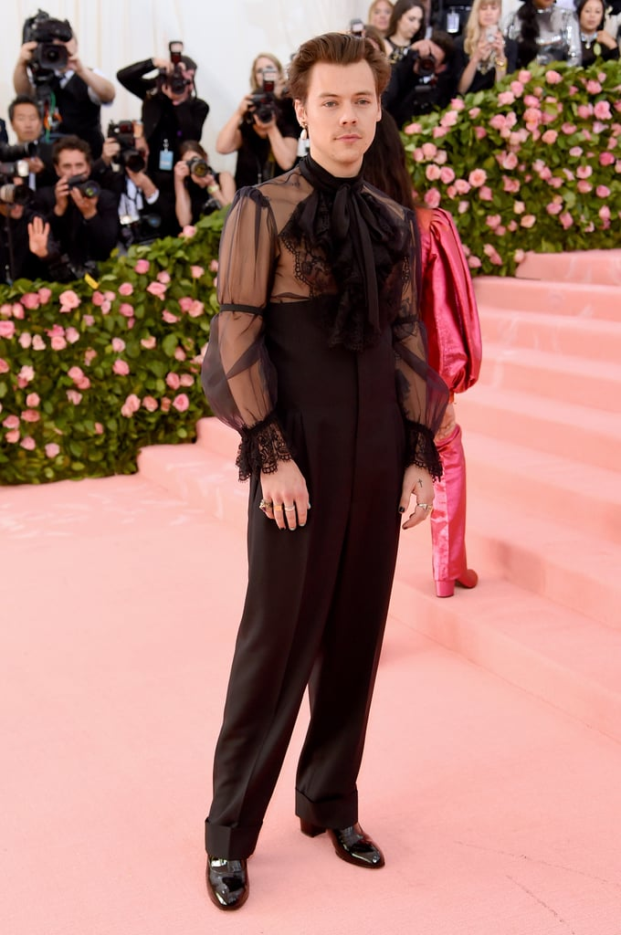 Harry Styles Met Gala 2019